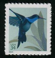 USA (2014) - Set -  /  Oiseaux - Aves -  Birds - Colibri - Colibris