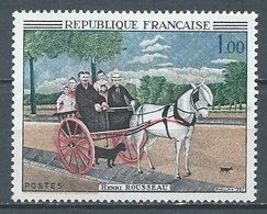 France YT N°1517 Henri Rousseau Neuf ** - Neufs