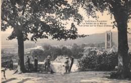 02 - CHÂTEAU-THIERRY - La Vallée De La Marne - Vue Prise Sur Le Vieux Château - Chateau Thierry