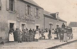 45 FLEURY AUX CHOUX    Epicerie Mercerie Cafe MARTIN - Other Municipalities