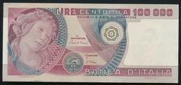 °°° 100000 BOTTICELLI - 16/6/1978 °°° - 100000 Liras