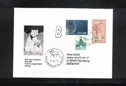 Norway 2005 Svalbard / Spitzbergen Interesting Letter - Polar Philately