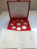 Coffret Monaco 9 Pièces De 1 Cent à 5 Euro 2004. Belle Epreuve, FDC - Monaco