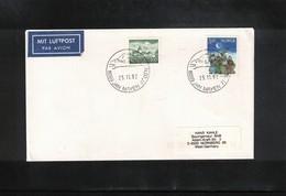 Norway 1992 Jan Mayen Interesting Letter - Polar Philately