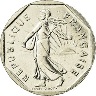 Monnaie, France, Semeuse, 2 Francs, 1998, SUP, Nickel, Gadoury:547, KM:942.1 - France