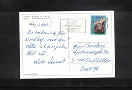 Norway 1998 Nordkapp Interesting Postcard - Polar Philately