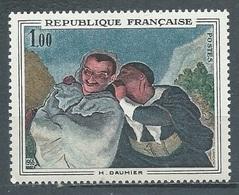 France YT N°1494 H. Daumier Neuf ** - Neufs
