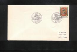 Norway 1977 Tromsoe POLARFILEX Interesting Letter - Polar Philately