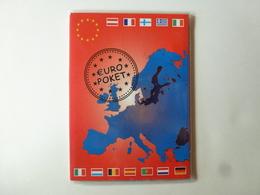 EURO POKET 5 Pièces De 10 Cent à 2 Euro MONACO 2002. - Monaco