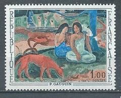 France YT N°1568 Paul Gauguin Neuf ** - Neufs