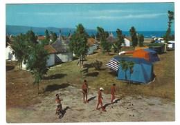 6478 - MANFREDONIA CAMPING IPPOCAMPO ANIMATA 1970 CIRCA - Manfredonia