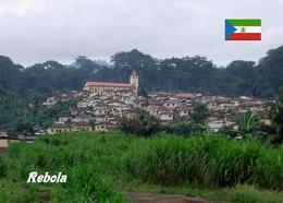 Equatorial Guinea Rebola Overview New Postcard Äquatorialguinea AK - Equatorial Guinea