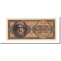 Billet, Grèce, 500,000 Drachmai, 1944-03-20, KM:126a, TB - Grecia