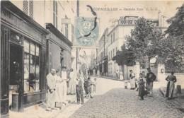 VAL D'OISE  95  CORMEILLES - GRANDE RUE - COMMERCES - Cormeilles En Parisis
