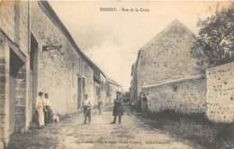 VAL D'OISE  95  ENNERY - RUE DE LA CROIX - Ennery