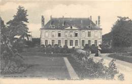VAL D'OISE  95  CHATEAU D'ENNERY - FACADE PRINCIPALE - Ennery