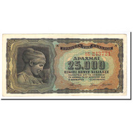 Billet, Grèce, 25,000 Drachmai, 1943-08-12, KM:123a, TTB - Grèce