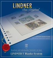 Lindner-T Ukraine 1992-2001 Vordrucke Neuware T243 (Ga - Albums & Reliures