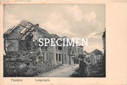 Flandern Langemark - Langemark-Poelkapelle