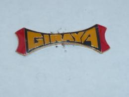 Pin's GIRAYA - Comics
