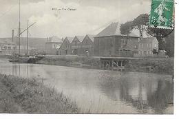 76 - EU - Le Canal - (Bâteau - 1906) - Eu