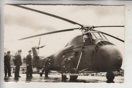 MILITÄR - FLUGZEUGE - Bundeswehr Sikorski Hubschrauber - Material