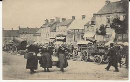 50- 2514 -    PICAUVILLE  ,  PONT L'ABBE   -    Le Marché - Autres Communes