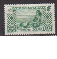 OCEANIE    N°  YVERT  :  98   NEUF AVEC  CHARNIERES      ( Ch  3 / 19 ) - Unused Stamps