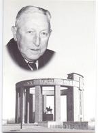 Devotie Doodsprentje Overlijden - Conservator Monument Albert I Nieuwpoort - Roger Dewulf - Bulskamp 1920 Oostende 1998 - Obituary Notices
