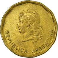 Monnaie, Argentine, 50 Centavos, 1986, TTB, Laiton, KM:99 - Argentina
