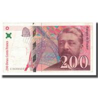 France, 200 Francs, Eiffel, 1997, TTB, Fayette:75.04b, KM:159b - 1992-2000 Dernière Gamme