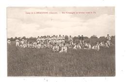 Camp De La Braconne- Une Compagnie -(D.7103) - Frankrijk