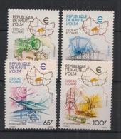Haute Volta - 1980 - N°Yv. 526 à 529 - CEDEAO - Neuf Luxe ** / MNH / Postfrisch - Upper Volta (1958-1984)