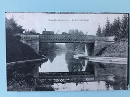 Dordives ( Loiret ) — Le Pont Du Canal - Dordives