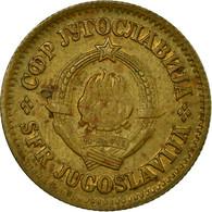 Monnaie, Yougoslavie, 20 Para, 1973, TB+, Laiton, KM:45 - Yugoslavia