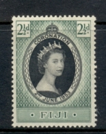 Fiji 1953 Coronation MLH - Fiji (1970-...)