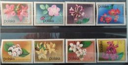 Pologne 1972 / Yvert N°2058-2065 / ** - 1944-.... Republic