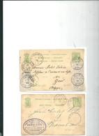 Cartes Luxembourg Ettelbruck Diekirch Gand - Autres