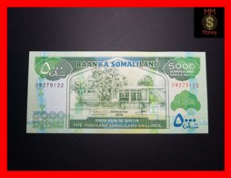 SOMALILAND 5.000 5000 Shilin 2015  P. 21 C  UNC - Other - Africa