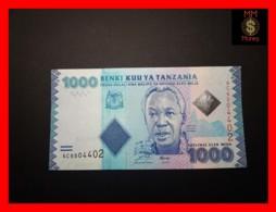 TANZANIA 1.000 1000 Shilingi ND P. 41 A   UNC - Tanzanie