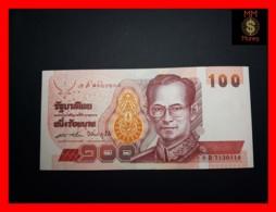 THAILAND 100 Baht 1994  P. 97  Sig. 64  XF - Thailand