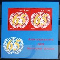 NATIONS-UNIS  GENEVE                  B.F 21                      NEUF** - Blocks & Kleinbögen