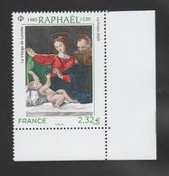 """FRANCE / 2020 / Y&T N° 5401 ? ** : """"Vierge De Lorette"""" (Raphaël) X 1 CdF Inf D - France"""
