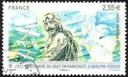 France Oblitération Cachet à Date N° PA  76 - Poste Aérienne - Adolphe Pécoud - Airmail