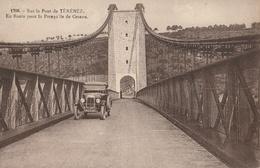 Sur Le Pont De TERENEZ, En Route Pour La Presqu'ile De Crozon - Sonstige Gemeinden