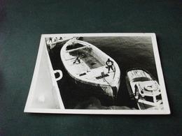 FOTOGRAFIA ARICA CHILE PELLICANI 1969 BARCONE - Houseboats