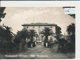 LIVORNO -  MONTEROTONDO - Livorno