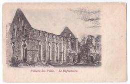 Villers-la-Ville  Cpa  Le Réfectoire - Villers-la-Ville