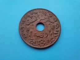 INDES NÉERLANDAISES   -  1 Cent  1945   S  -  Nederlands India - Indonesia