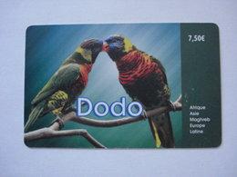 Carte Prépayée Française Dodo ( Utilisée ). - France